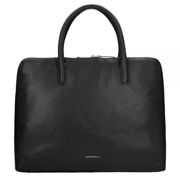 "Gigi Fratelli Romance A4 Laptop Bag 15"" black"