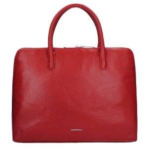 "Gigi Fratelli Romance A4 Laptop Bag 15"" red"