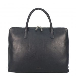 Gigi Fratelli Romance A4 laptop bag navy