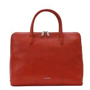 Gigi Fratelli Romance A4 laptop bag orange