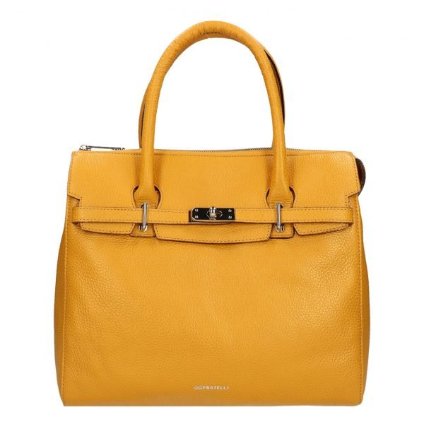 Gigi Fratelli Romance Handbag yellowgold Damestas