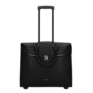 Gigi Fratelli Romance Lady Business Trolley 15.6'' black Zakelijke koffer