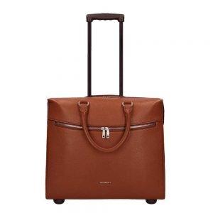 Gigi Fratelli Romance Lady Business Trolley 15.6'' brandy Zakelijke koffer