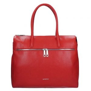 "Gigi Fratelli Romance Lady Businessbag 15"" red"