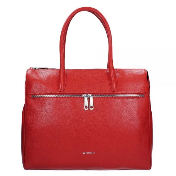 "Gigi Fratelli Romance Lady Businessbag 15"" red"