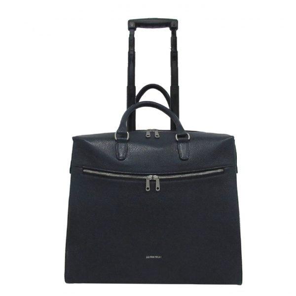 "Gigi Fratelli Romance Lady business trolley 15.6"" navy Zakelijke koffer"