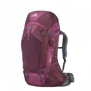 Gregory Deva 70L Backpack M plum red backpack
