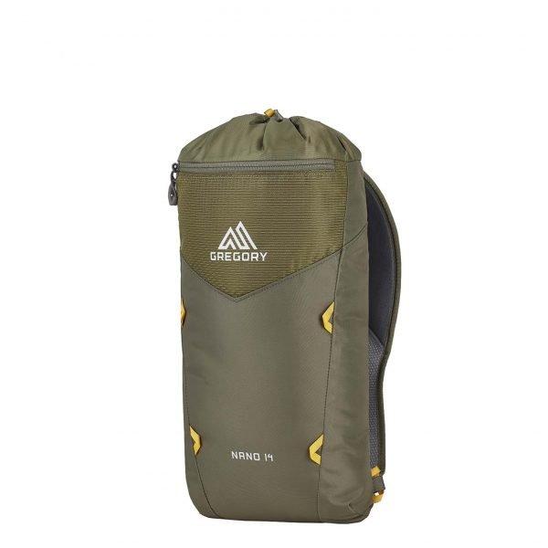 Gregory Nano Backpack 14L fennel green backpack