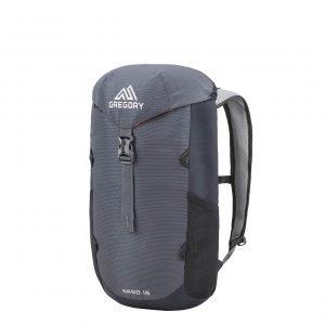Gregory Nano Backpack 16L eclipse black backpack