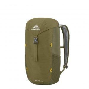 Gregory Nano Backpack 16L fennel green backpack