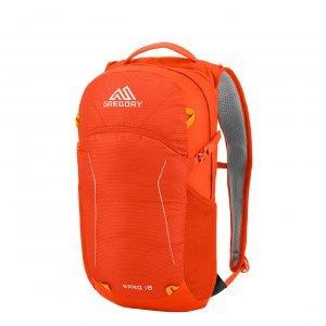 Gregory Nano Backpack 18L burnished orange backpack
