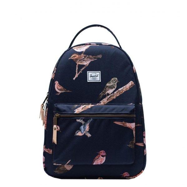 Herschel Supply Co. Birds Of Herschel | Nova Mid-Volume Rugzak peacoat birds backpack