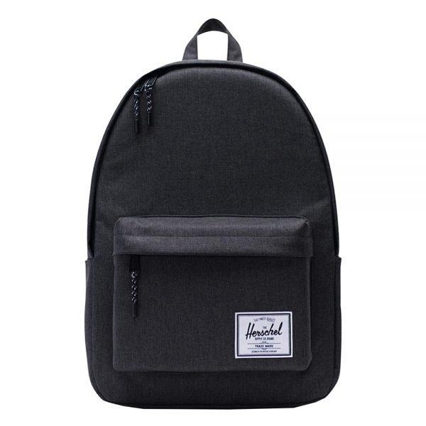 Herschel Supply Co. Classic Rugzak XL black crosshatch backpack