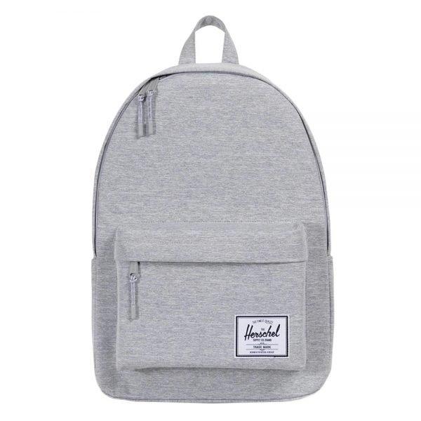 Herschel Supply Co. Classic Rugzak XL light grey crosshatch backpack