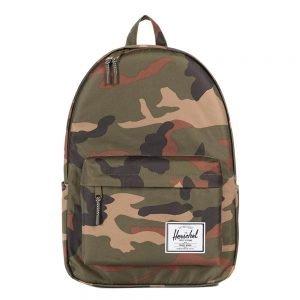 Herschel Supply Co. Classic Rugzak XL woodland camo backpack