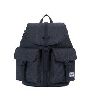 Herschel Supply Co. Dawson Rugzak XS black crosshatch backpack