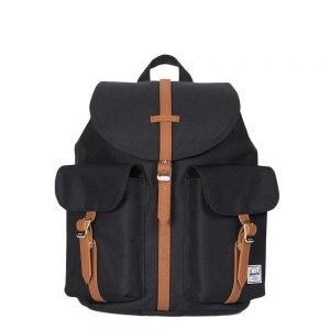Herschel Supply Co. Dawson Rugzak XS black/tan backpack