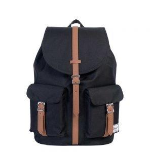 Herschel Supply Co. Dawson Rugzak black/tan backpack