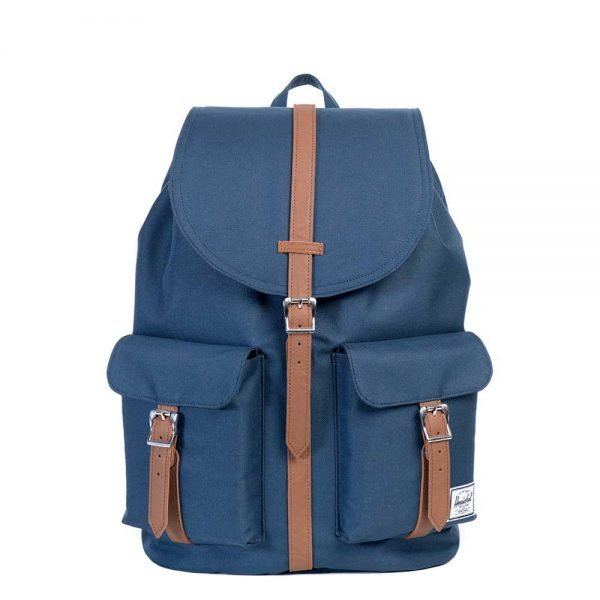 Herschel Supply Co. Dawson Rugzak navy/tan backpack
