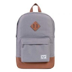 Herschel Supply Co. Heritage Mid-Volume Rugzak grey backpack