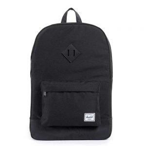 Herschel Supply Co. Heritage Rugzak black/black backpack