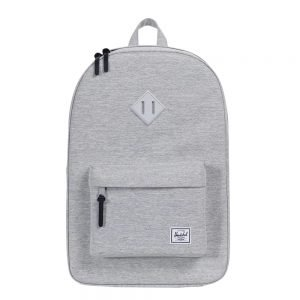 Herschel Supply Co. Heritage Rugzak light grey crosshatch backpack