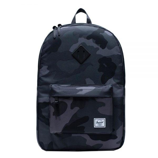 Herschel Supply Co. Heritage Rugzak night camo backpack