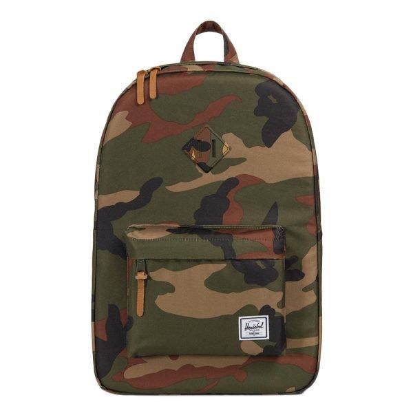 Herschel Supply Co. Heritage Rugzak woodland camo backpack