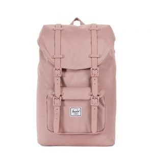 Herschel Supply Co. Little America Mid-Volume Rugzak ash rose backpack