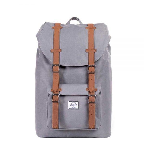Herschel Supply Co. Little America Mid-Volume Rugzak grey/tan backpack