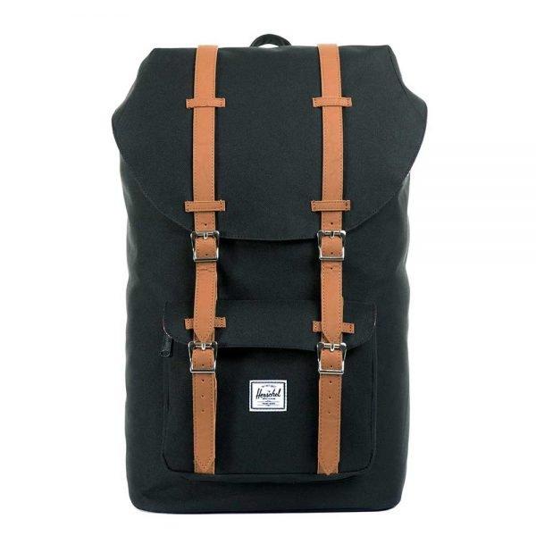 Herschel Supply Co. Little America Rugzak black/tan backpack