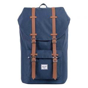 Herschel Supply Co. Little America Rugzak navy/tan backpack
