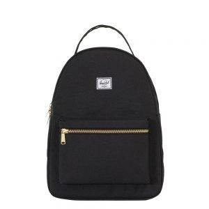 Herschel Supply Co. Nova Mid-Volume Rugzak black backpack