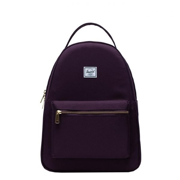 Herschel Supply Co. Nova Mid-Volume Rugzak blackberry wine backpack