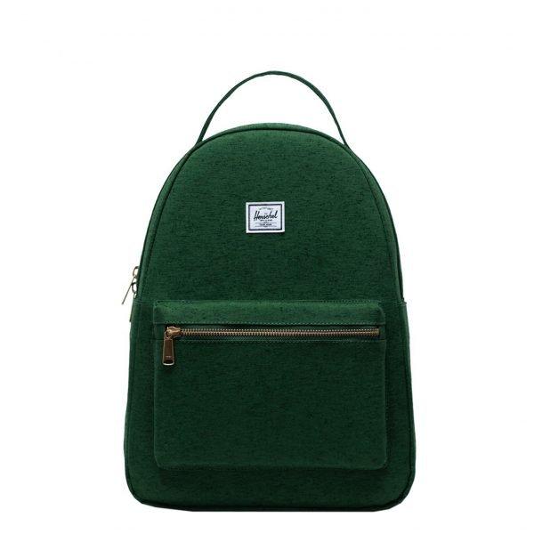 Herschel Supply Co. Nova Mid-Volume Rugzak eden slub backpack