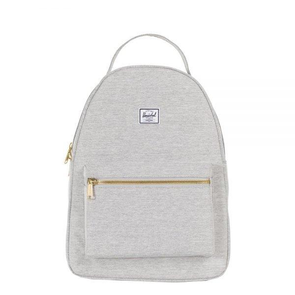 Herschel Supply Co. Nova Mid-Volume Rugzak light grey crosshatch backpack