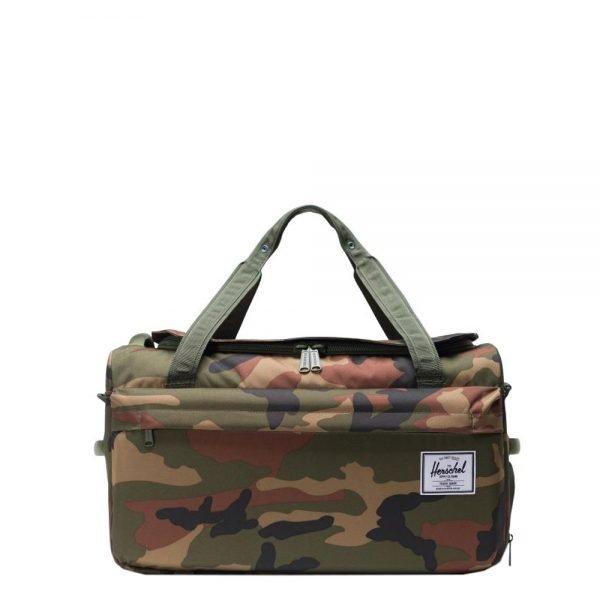 Herschel Supply Co. Outfitter 50L Reistas woodland camo Weekendtas