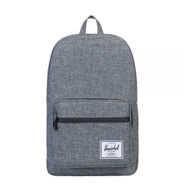 Herschel Supply Co. Pop Quiz Rugzak raven crosshatch backpack