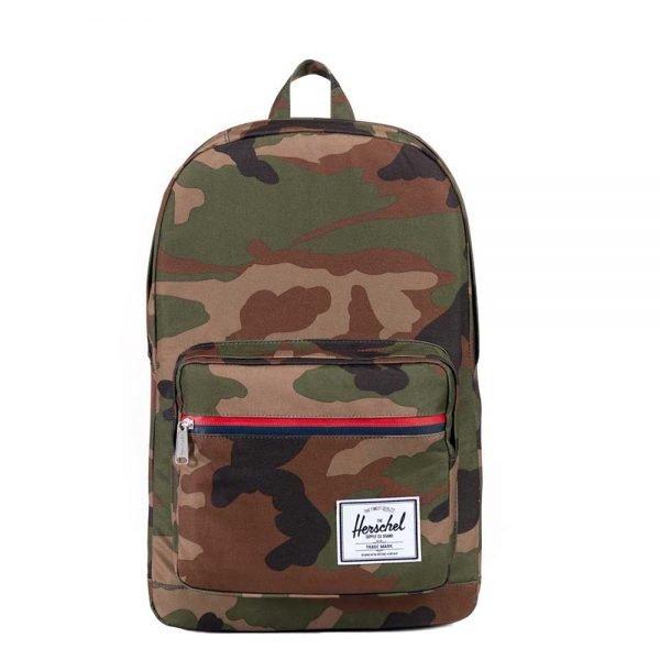 Herschel Supply Co. Pop Quiz Rugzak woodland camo backpack