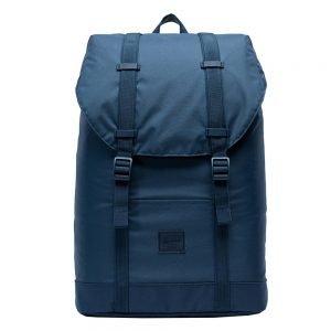 Herschel Supply Co. Retreat Mid-Volume Light Rugzak navy backpack