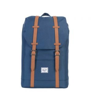 Herschel Supply Co. Retreat Mid-Volume Rugzak navy/tan backpack
