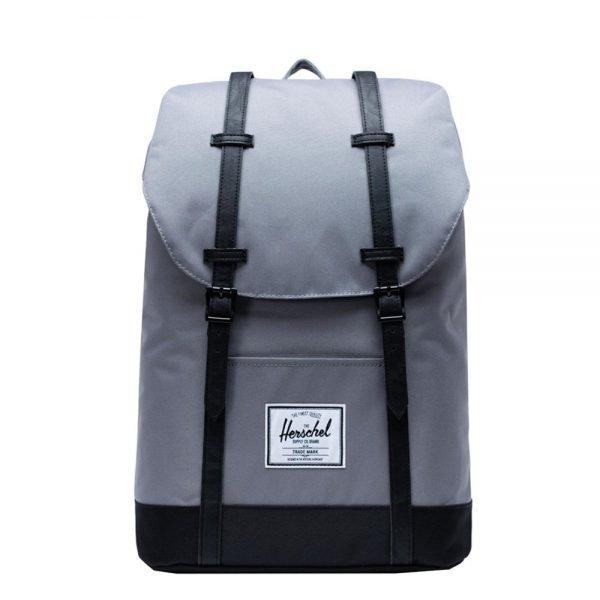 Herschel Supply Co. Retreat Rugzak grey/black backpack