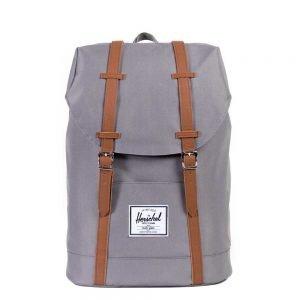 Herschel Supply Co. Retreat Rugzak grey/tan backpack
