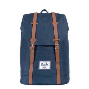 Herschel Supply Co. Retreat Rugzak navy/tan backpack