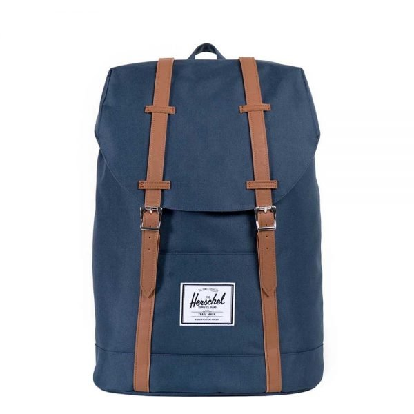 Herschel Supply Co. Retreat Rugzak navy/tan backpack