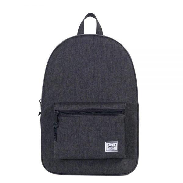 Herschel Supply Co. Settlement Rugzak black crosshatch backpack