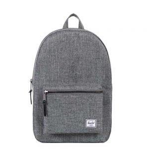 Herschel Supply Co. Settlement Rugzak raven crosshatch backpack
