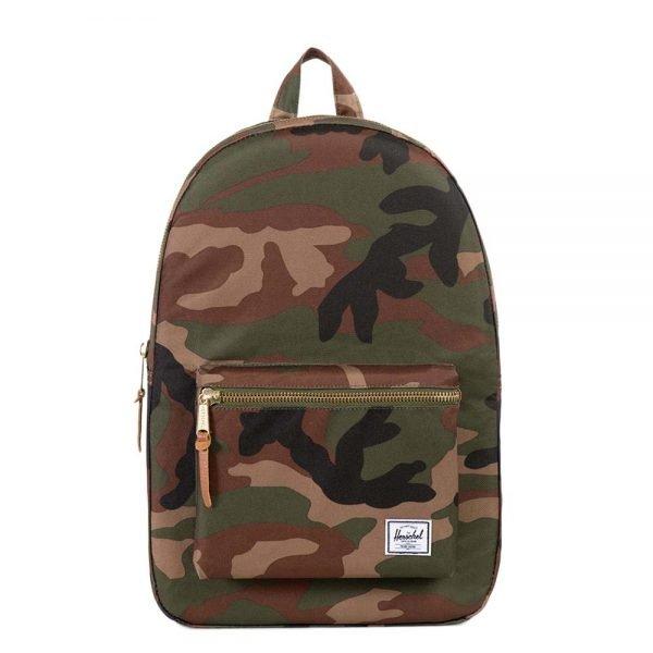 Herschel Supply Co. Settlement Rugzak woodland camo backpack