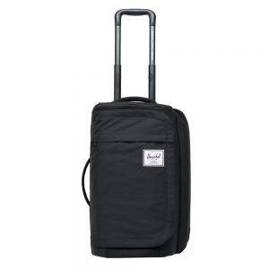 Herschel Supply Co. Wheelie Outfitter 50L Reistas black Handbagage koffer Trolley