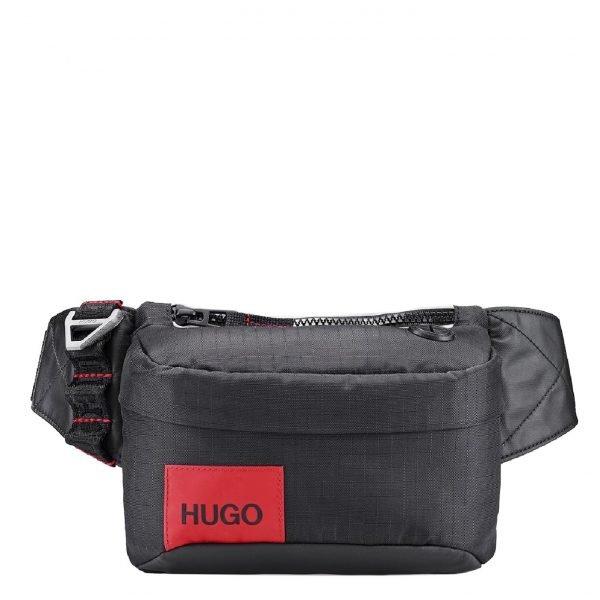 Hugo Boss Kombinat Bumbag blackHeuptas